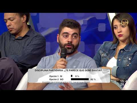 Darío Pérez, el diputado rebelde/ 2