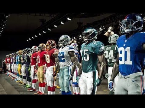 Ranking Every NFL Team's Uniform from WORST to FIRST