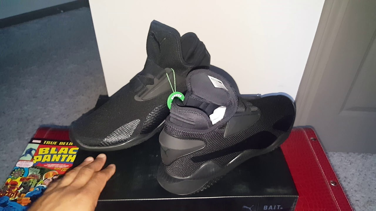 89184e1c9 ... promo code black panther puma mostro bait exclusive 100 worldwide part  2 67984 56793 ...