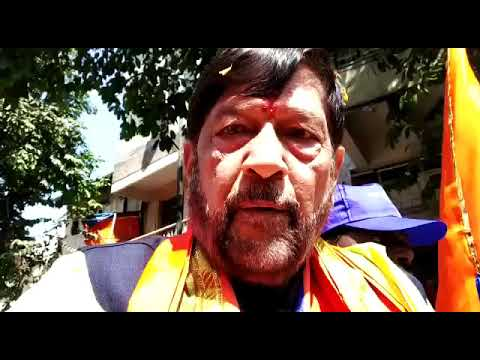 Girish Bapat to fill the election form | Election Rally | Pune Lok Sabha Constituency