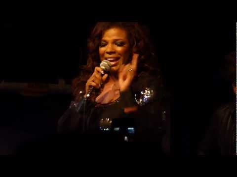 Syleena Johnson - Guess what - Live in London 2012