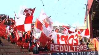 Aberdeen v Celtic - Red Ultras - Section Y