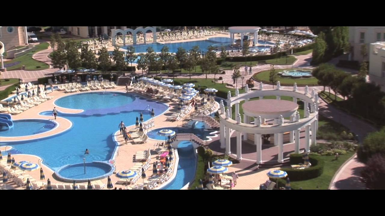 Sunset resort pomorie bulgaria official video youtube for Sunset lodge