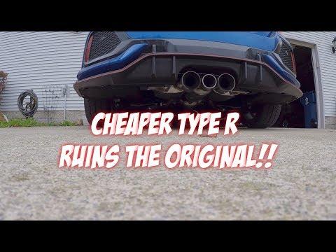 Cheaper Type R Ruins the Original!