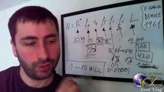 Los Errores de la Ecuación que Busca Civilizaciones Alienígenas