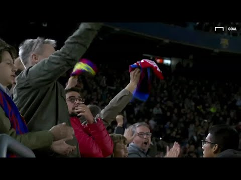 Highlight: Barca 1-0 Levante
