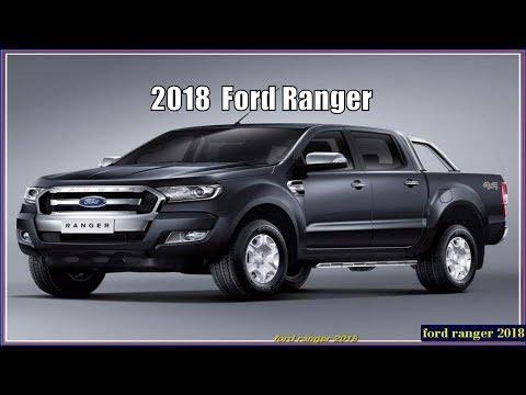New Ford Ranger 2018 Wildtrak Specs