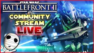 Krasse Star Wars Action mit euch! 🔴 Star Wars: Battlefront II // PS4 Livestream