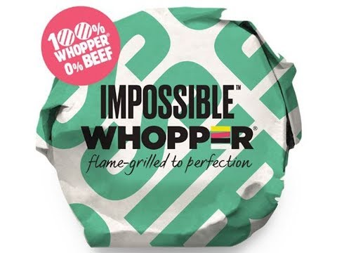 Heath West - Get Ready Treasure Coast... BK's Impossible Burger Is Coming