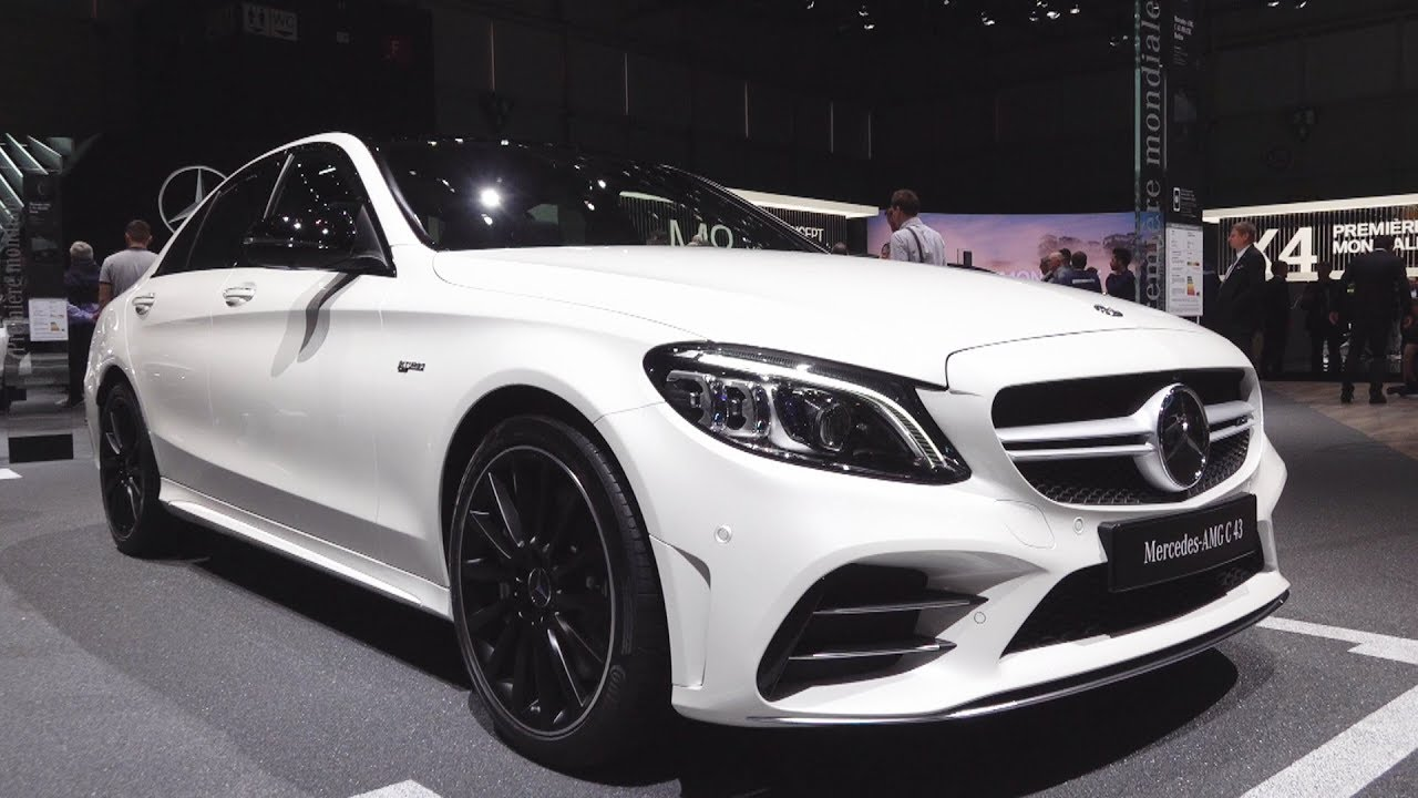 2019 mercedes c class amg c43 facelift new full review 4matic interior exterior youtube. Black Bedroom Furniture Sets. Home Design Ideas