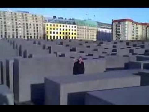 Berlin In Your Pocket - Holocaust Memorial