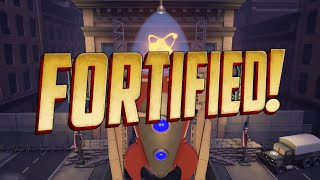 Fortified Game Review - RETRO TOWER DEFENSE! - (Fortified Gameplay First Look & Impressions)