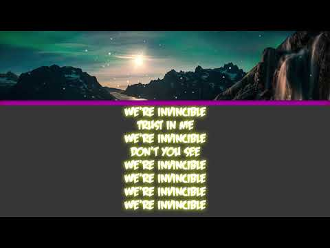 CØDE - We're Invincible (feat. Joseph Feinstein) [Lyrics]