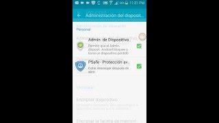 Como desinstalar Psafe antivirus en español