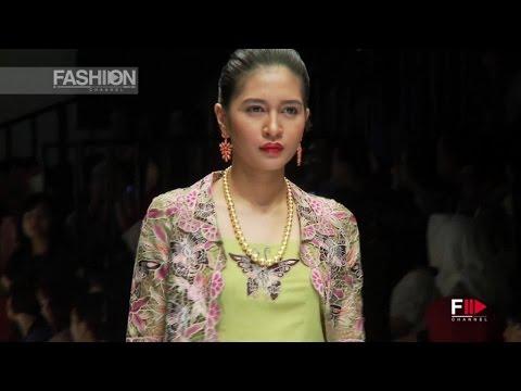 RIANA KESUMA Jakarta Fashion Week 2016 by Fashion Channel