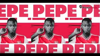 "NICOLAS PEPE - WELCOME TO ARSENAL - ""SHOOTER"""