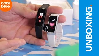 Unboxing in 60 Seconden - Samsung Galaxy Fit