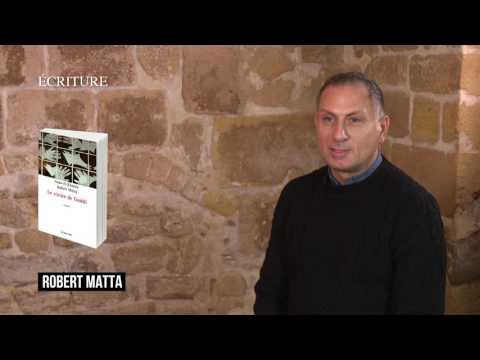 """Robert Matta présente """"Le vivier de l'oubli"""""""