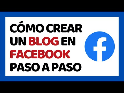 How to Create a Blog on Facebook 2018