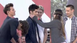 One Direction Gets Felt Up on The Ellen Degeneres Show