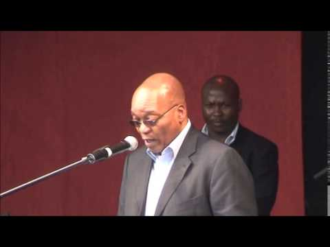 Pan Africa Mall Launch by President Jacob Zuma