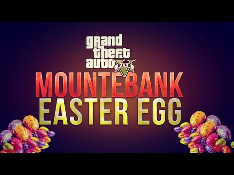 GTA 5 Online - Easter Egg Mountebank Connection Liberty City! Located in Heists Room (GTA V)