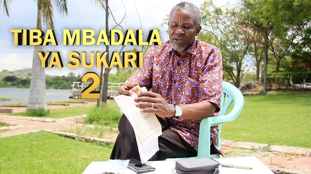 Tiba mbadala ya Sukari #2