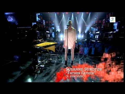 Spellemannprisen 2010 live performance - Susanne Sundfør - Father father