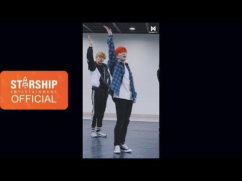 [KIHYUN][Dance Practice] 몬스타엑스 (MONSTA X) - 'JEALOUSY' Vertical Video
