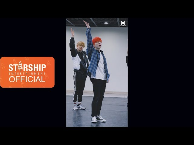 [KIHYUN][Dance Practice] 몬스타엑스 (MONSTA X) - 'JEALOUSY' Vertical Video
