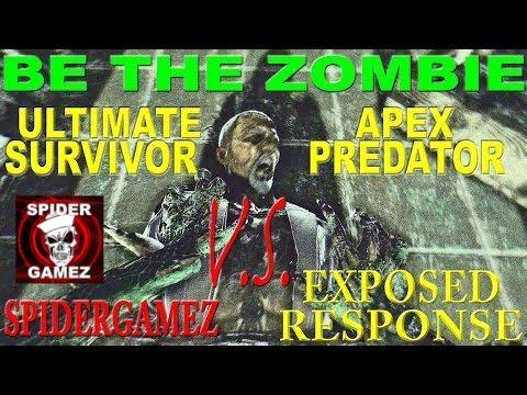 Dying Light - Ultimate Survivor VS Apex Predator - BE THE ZOMBIE 1V1 - SpiderGamez Exposed Response