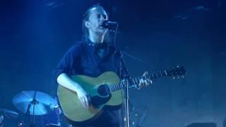 Radiohead - The Numbers - Zenith Paris 2016