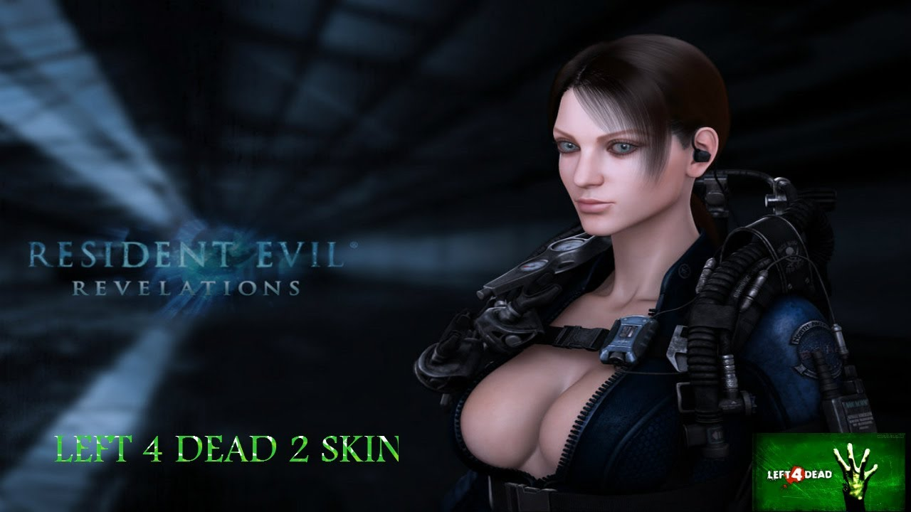 Скачать мод для resident evil revelations 2