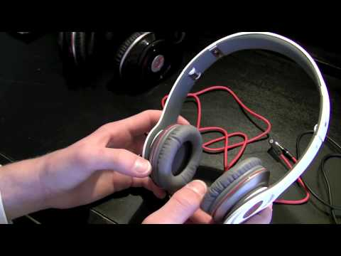 Beats by Dre Solo Initial Impressions