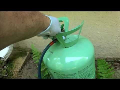 How To Refill Air Conditioner By R22 Video 32 Doovi
