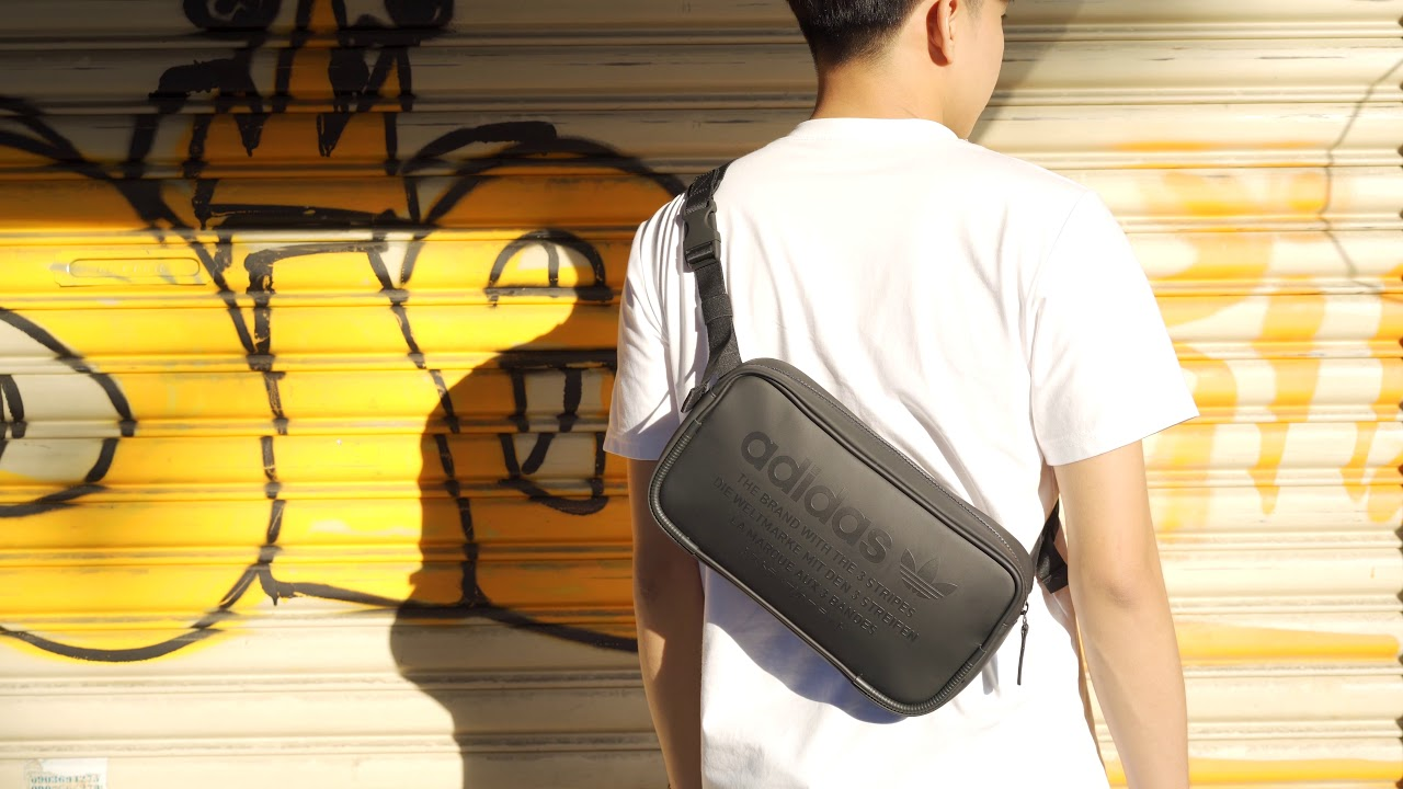 b79668e61550e Adidas NMD Crossbody Bag CE2377 - YouTube