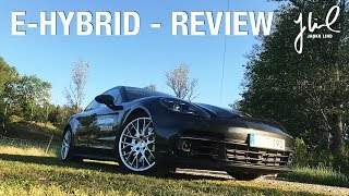 Porsche Panamera 4 E-Hybrid REVIEW | EP 024
