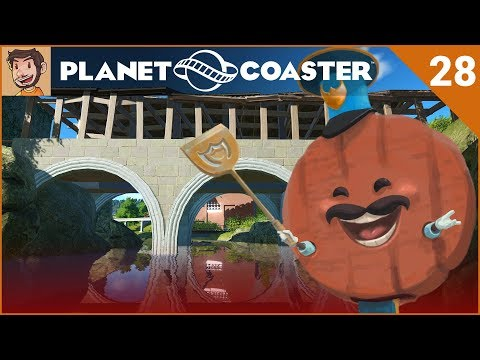 Let's Play Planet Coaster - Hard Mode - Part 28 | FANTASY TOWER