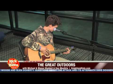 Mason Waddell Performs on The Rick & Bubba Show