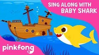 Sıkılmış Bebek Köpekbalığı Çocuklar için | Şarkı Oyun Bebek Köpekbalığı | Pinkfong Şarkıları ile birlikte Gitti