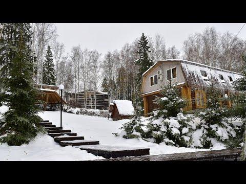 Эко-комплекс Кантри Хоум.Ивановская область.Заволжский район.
