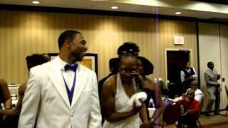 Wedding Edward & Shirley Butler Wobble dance