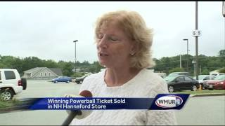 Powerball jackpot-winning ticket sold in New Hampshire