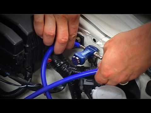 2007 Toyota Blower Motor Wiring Gauge Turbosmart Boost Tee Installation Tutorial Youtube