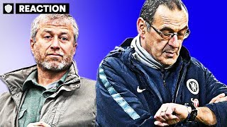 Time Running Out for Sarri at Chelsea After Man City Humiliation?   FT BLUE LIONS TV