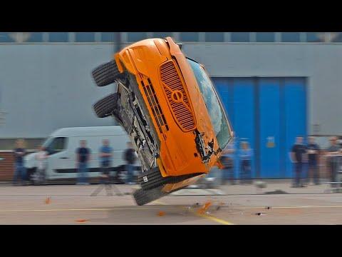 Volvo XC60 2018 Crash Tests