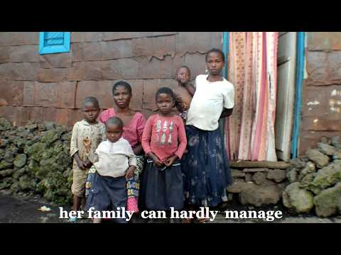 Progress for All Education Sponsorship Programme Campaign Video for DR Congo childrenf