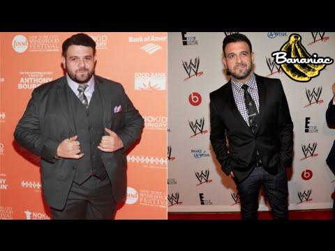 man vs food adam richman loss weight