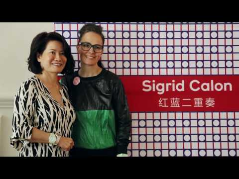 MAKE EVERY MINUTE DIFFERENT? WHEN SWATCH MEETS SIGRID CALON
