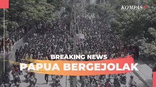 BREAKING NEWS - Papua Bergejolak